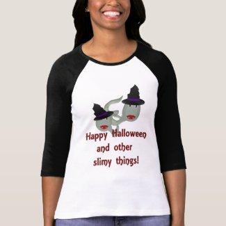Slimy Things Tshirts shirt