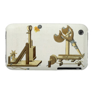 Sling with 'Greek Fire', plate from 'A History of iPhone 3 Covers