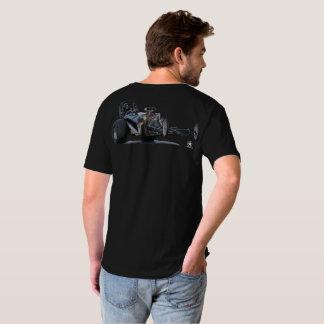 Slingshot Dragster front and back T-Shirt