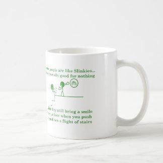 Slinkie Coffee Mug