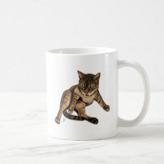Slinky Bengal Cat Range Coffee Mug