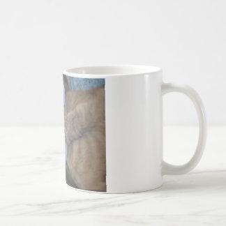 Slinky Cat Merry Chrismouse Coffee Mug