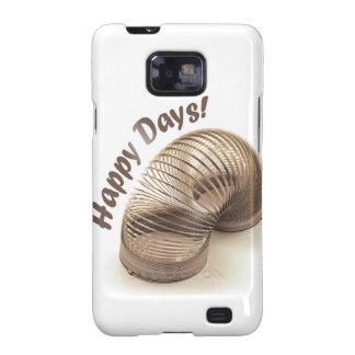 Slinky Happy Days Samsung Galaxy SII Covers