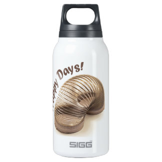 Slinky Happy Days Insulated Water Bottle
