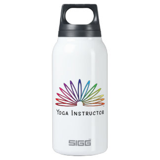 Slinky Themed Yoga Accessories Insulated Water Bottle
