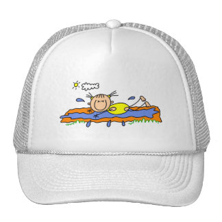 Slip And Slide On A Hot Day Hat