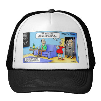 Slip Into A Teddy..Roosevelt Funny Gifts Mugs Etc Hat