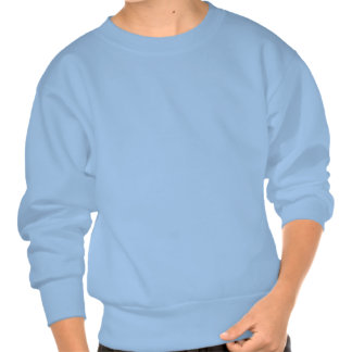Slip on a banana kid's sweatshirt