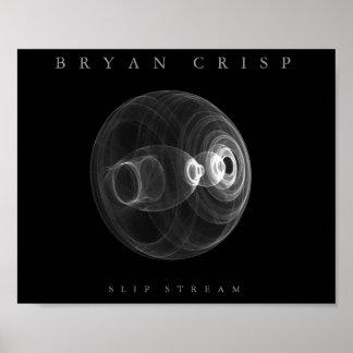 Slip Stream - Fractal Digital Art Print