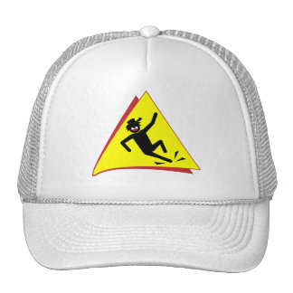 SLIP'N DUDE 9 TRUCKER HAT