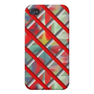 Slipper Quilt iPhone 4/4S Cases