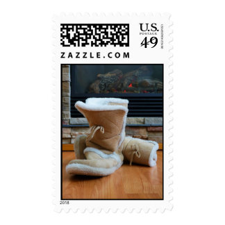 Slippers by the Fire Postage