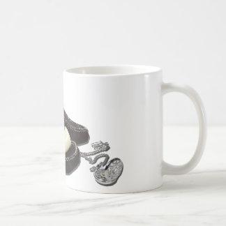 SlipperWatchPipe102410 Classic White Coffee Mug