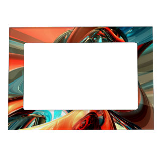 Slippery Abstract Magnetic Frame