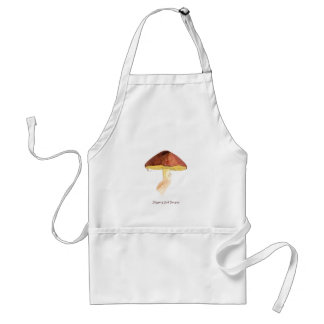 Slippery Jack Template Adult Apron