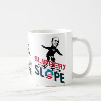 Slippery Slope T shirt, Slippery Slope T shirt Mugs