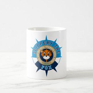 Slippery the Fox Coffee Mug
