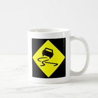 slippery whn wet coffee mug