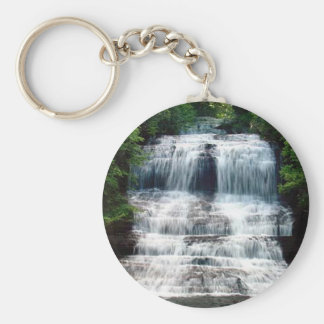 Slippery Witch Falls Key Chains