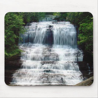 Slippery Witch Falls Mousepads