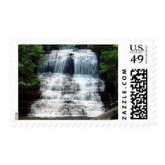 Slippery Witch Falls Postage Stamps