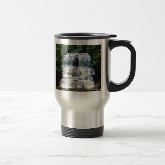Slippery Witch Falls Travel Mug