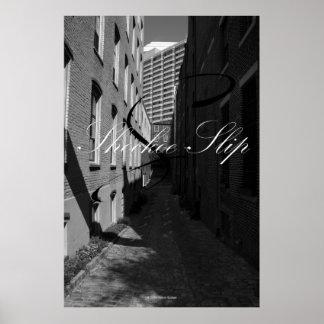 Slippin' Poster
