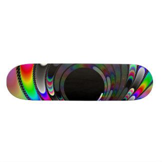 Slipping Away Skateboard Deck