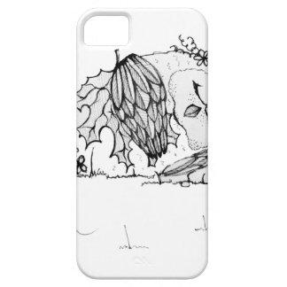 Slipping owl iPhone SE/5/5s case