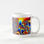 Slipping Through - Fractal Art Coffee Mug