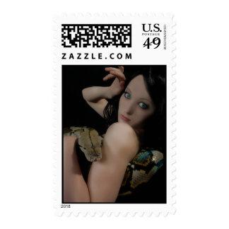 slither postage stamp