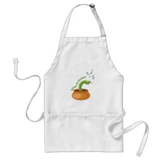 Slither To The Beat Adult Apron