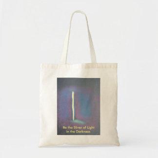 Sliver of Light tote bag