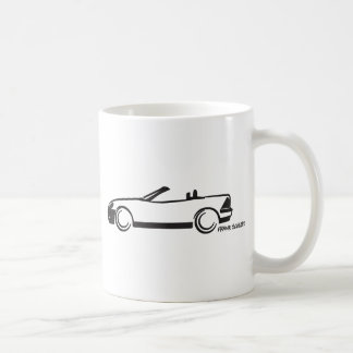 SLK Top Down Coffee Mug