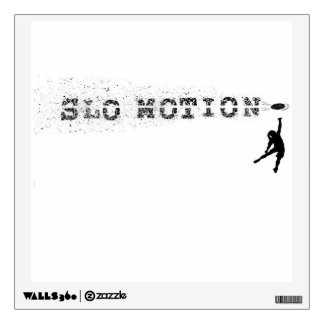 SLO Motion Wall Decal