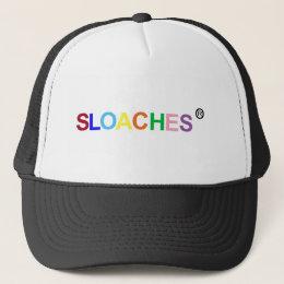Sloaches Registered Trademark Trucker Hat