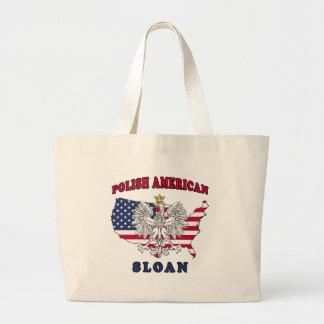 Sloan Nueva York Bolsa Lienzo