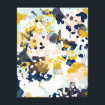 "Sloane - Abstract canvas wall art<br><div class=""desc"">Sloane - Abstract canvas wall art</div>"