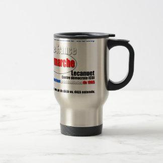 Slogan En Marche Travel Mug