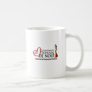 Slogan Line Classic White Coffee Mug