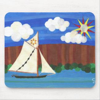 Sloop Clearwater Mouse Pad