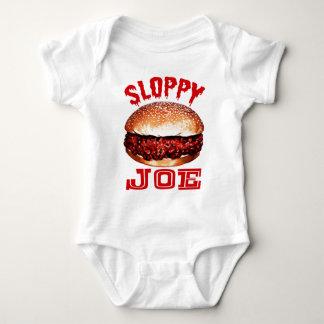 Sloppy Joe Baby Bodysuit