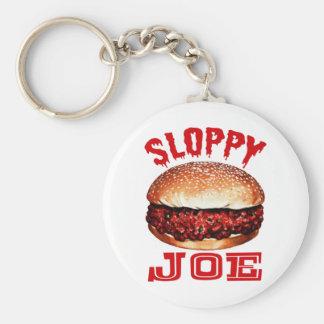 Sloppy Joe Keychain