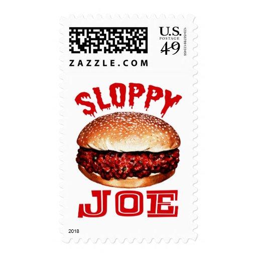 Sloppy Joe Stamps