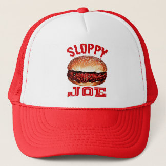 Sloppy Joe Trucker Hat