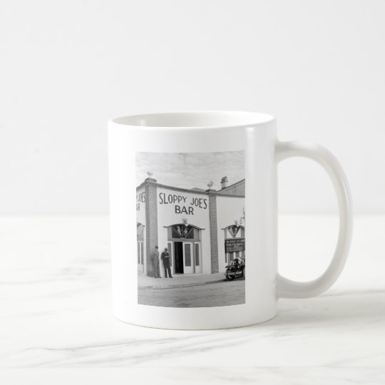 Sloppy Joe's Bar, Key West, 1930s Coffee Mug