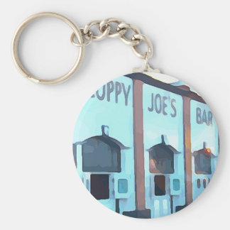 Sloppy Joe's Bar Keychain