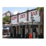 Sloppy Joe's Bar Post Cards