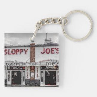 Sloppy Joe's Key West Keychain