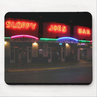 Sloppy Joe's Mouse Pad